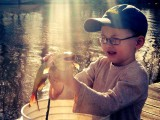 Family fishing and a thank you toCabela's